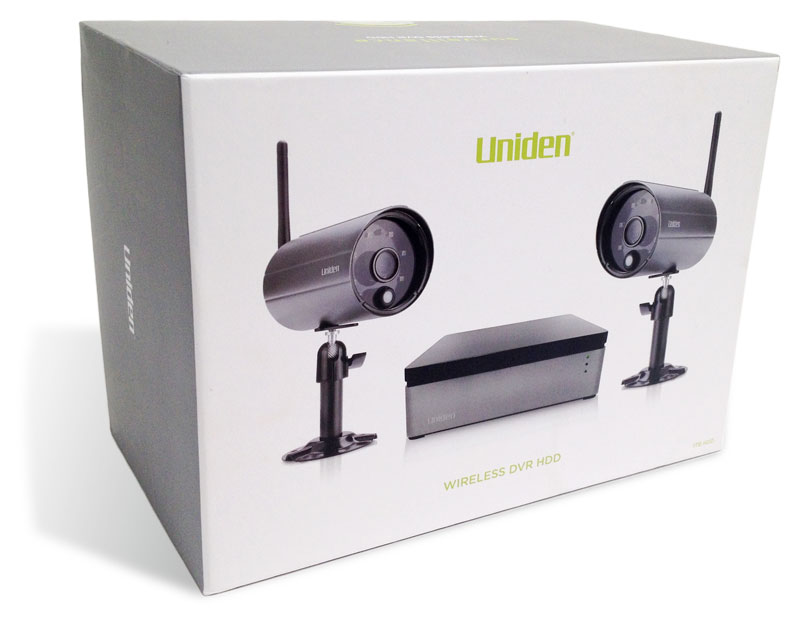 Wireless DVR Box