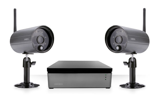 Uniden Wireless DVR
